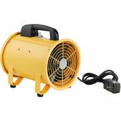 """Global Industrial™ 8"""" Ventilateur de ventilation portable - 570 CFM - 1/8 HP"""