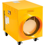 Global Industrial® 30 KW Portable Electric Heater, 480V, 3 Phase