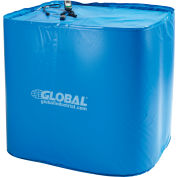 Chauffe-® isolant global industriel pour un sac IC de 330 gallons, jusqu'à 145 °F, 120 V