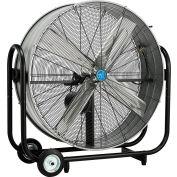 "CD® 42"" Tilt Drum Blower Fan - Portable - Belt Drive - 13400 CFM - 1/2 HP"