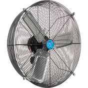 "Continental Dynamics® 24"" Direct Drive Exhaust Fan, 2 Speed, 7000 CFM, 1/4 HP"