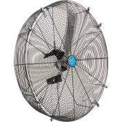 "Continental Dynamics® 30"" Direct Drive Exhaust Fan, 2 Speed, 8000 CFM, 1/4 HP"