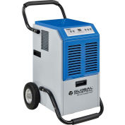 Global Industrial™ Heavy Duty Commercial Dehumidifier, Removes 110 Pints Per Day