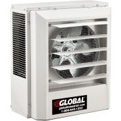 Global Industrial® Vertical Or Horizontal Downflow Unit Heater, 5KW, 480V, 3 Phase