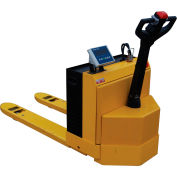 Self-Propelled Electric Scale Pallet Jack Truck EPT2748-45-SCL 4500 Lb.