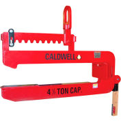 Caldwell C-Hook Pipe Lifter CPL-3 6000 Lb. Capacity