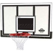 """Lifetime® 54"""" Steel-Framed Basketball Backboard with Slam-It Pro Rim"""
