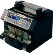 Royal Sovereign® compteuse électrique RBC-3100 avec détection par UV, MG, IR, capacité 300 Bill
