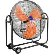 "Global Industrial™ 36"" Direct Drive Portable Tilt Blower Fan, 13300 CFM, 2/3 HP"