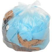 Global Industrial™ Medium Duty Natural Trash Bags - 40 to 45 Gal, 0.55 Mil, 250 Bags/Case