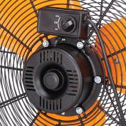 Global Industrial™ Replacement Fan Motor 2/3 HP for Model 258320