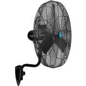 Ventilateur oscillant CD de première qualité,30 po, 1/2HP, moteur fermé et autoventilé, 11 500pi3/min