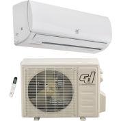 Ductless Air Conditioner Inverter Split System W/Heat, Wifi Enabled, 12 000 BTU, 20 SEER, 115V