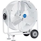 "Global Industrial™ 24"" Mobile Tilt Drum Blower Fan - Outdoor Rated - 5800 CFM - 1/4 HP"