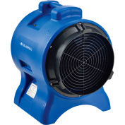 Global Industrial™ 12 » Fan d'évent d'espace confiné, Rotomold Plastic, 2700 CFM, 1 HP