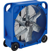 "Global Industrial™ 28"" Blower Fan, Rotomold Plastic, Direct Drive, 6000 CFM, 1/3 HP"