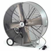 TPI PB48B,48 Inch Portable Blower Fan Belt Drive 1 HP 14400 CFM