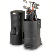 "SKB Roto Molded Space Saver Staff Golf Travel Case 2SKB-R4916W Water Resistant, 54-1/2""L x 17-1/2""W"