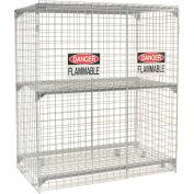 Vertical 30 Cylinder Storage Cabinet