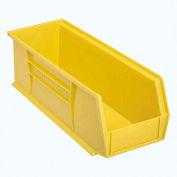 "Akro-Mils AkroBin® Plastic Stacking Bin 30234 - 5-1/2""W x 14-3/4""D x 5""H, Yellow - Pkg Qty 12"