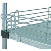"Ledge 18""L X 4""H for Nexel® Solid Shelves"