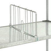 "Divider 24""D x 8""H for Nexel® Solid Shelves"