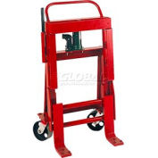 Wesco® Hydraulic Raise-N-Roll Machinery Dolly 260089 8000 Lb. Cap. - Pair