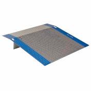 Bluff® A3624 Heavy Duty Aluminum Dock Plate 4720 Lb. Capacity