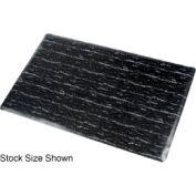 Marbleized Top Matting 2 Ft X 60 Ft Roll Black