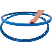 Global Industrial™ Pallet & Skid Carousel Turntable Rotating Ring 4000 Lb. Capacity