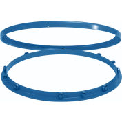 Global Industrial™ Pallet & Skid Carousel Turntable Rotating Ring 6000 Lb. Capacity