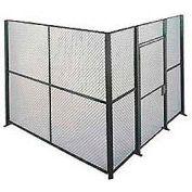 Husky Rack & Wire EZ Wire Mesh Partition Component Panel 8'Wx8'H