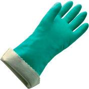 Troupeau bordée de gants en Nitrile XL - 22 Mil taille 10-1 paire