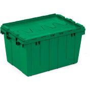 Buckhorn Attached Lid Container 39160- 27x16-7/8x12-1/2 - Pkg Qty 3
