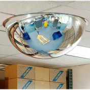 "Dome Ceiling Mirror 360 Degree 18""Dia"