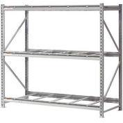 "Extra High Capacity Bulk Rack Without Decking 72""W x 36""D x 72""H Starter"