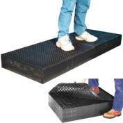 "Add-A-Mat™ Anti-Fatigue Mat, 7/8"" Thick, 24""x66"", Black"