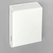 White C-Fold/Multifold Towel Dispenser - TD017017