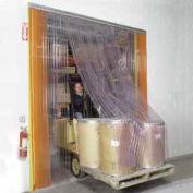 Scratch Resistant Strip Door Curtain 12'W x 9'H