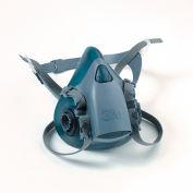 Demi-masque respiratoire réutilisable 3M™ 7503, grand