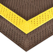 Slip Resistant Workstation Mat 30x48 Yellow