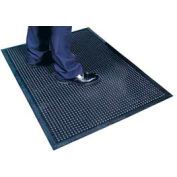 Bubble Style Molded Mat Black 24x36
