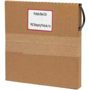 """Portable Steel Strapping, Replacement Coil in Self Dispensing Carton, 5/8"""" x .020"""" x 200'"""