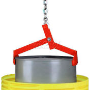 Wesco® Salvage Drum Lifter 240102 for 85 Gallon Steel Drums
