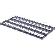 """Poly-Z-Brite® DS1848Z Heavy Duty Wire Shelf 48""""W x 18""""D"""