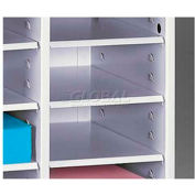 Additional Trays for Legal Size Literature Sorter - Gray