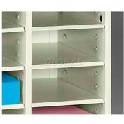 Additional Trays for Legal Size Literature Sorter - Putty