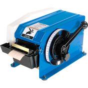 "Global Industrial™ Manual Kraft Tape Dispenser For 8/10""-4""W Tape, Free Case Of Tape"