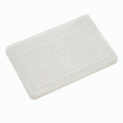 "Lid COV93000 for Plastic Dividable Grid Container, 22-1/2""L x 17-1/2""W, Clear - Pkg Qty 3"