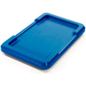 Blue Lid For Cross Stack And Nest Tote TUB2516-8 - Pkg Qty 6